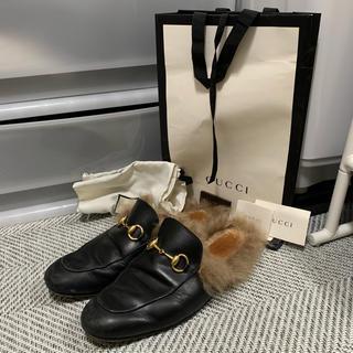 グッチ(Gucci)のGUCCI プリンスタウン カンガルー(ドレス/ビジネス)