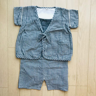 ムジルシリョウヒン(MUJI (無印良品))の無印 甚平90(甚平/浴衣)