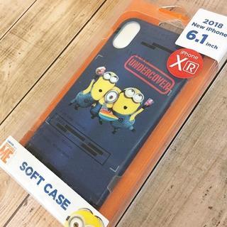 ミニオン(ミニオン)のミニオンズ  iPhoneXR スマホケース MINI114C(iPhoneケース)