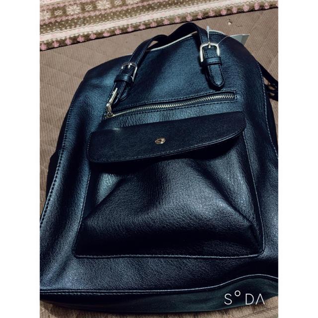 しまむら(シマムラ)のしまむら リュック レディースのバッグ(リュック/バックパック)の商品写真