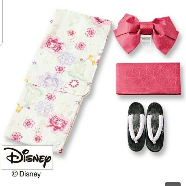 しまむら(シマムラ)のしまむら ディズニー浴衣 ラプンツェル レディースの水着/浴衣(浴衣)の商品写真