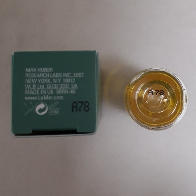 DE LA MER(ドゥラメール)のドゥ・ラ・メール ザ・リニューアルオイル サンプル 2点 コスメ/美容のスキンケア/基礎化粧品(フェイスオイル / バーム)の商品写真