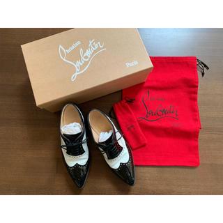 クリスチャンルブタン(Christian Louboutin)のルブタンローファーシューズ  美品(ローファー/革靴)