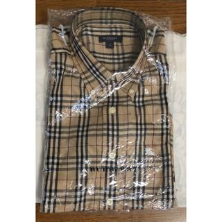 バーバリー(BURBERRY)のバーバリー チェックシャツ 半袖 新品未使用(シャツ)