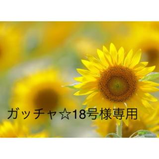 エヌティティドコモ(NTTdocomo)のガッチャ☆18号様専用  docomo(ドコモ)スカーフ(バンダナ/スカーフ)