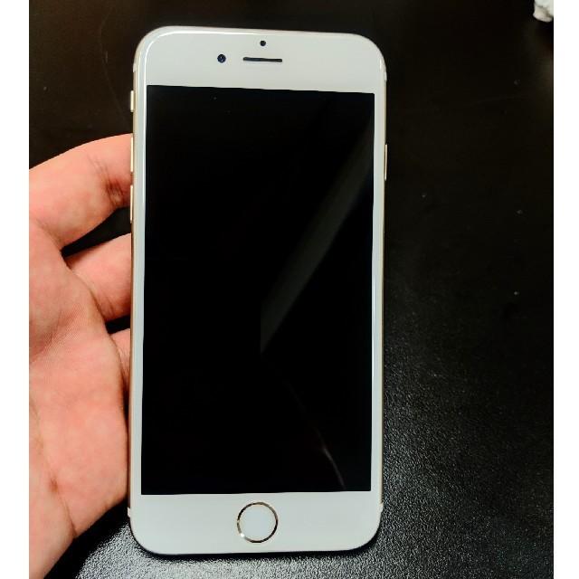 Apple(アップル)のiPhone6 16GB ゴールド (Softbank) スマホ/家電/カメラのスマートフォン/携帯電話(スマートフォン本体)の商品写真