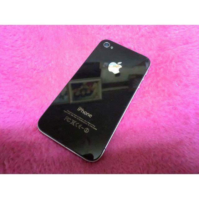 Apple(アップル)のiPhone4s 32GB softbank No2279 おまけ付き スマホ/家電/カメラのスマートフォン/携帯電話(スマートフォン本体)の商品写真