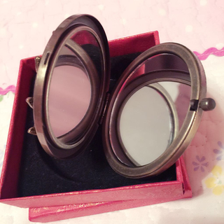 デコレーション鏡 コスメ/美容のコスメ/美容 その他(その他)の商品写真