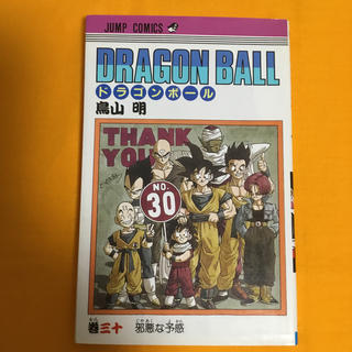 ドラゴンボール(ドラゴンボール)のドラゴンボール 鳥山明 30巻(少年漫画)