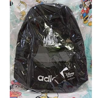 アディダス(adidas)のリュック adidas ディズニーランド アディダス 黒 ディズニーリゾート(バッグパック/リュック)
