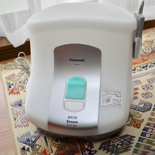 パナソニック(Panasonic)のスチーム フットスパ 足浴器 遠赤外線 自律神経 冷え性 (フットケア)