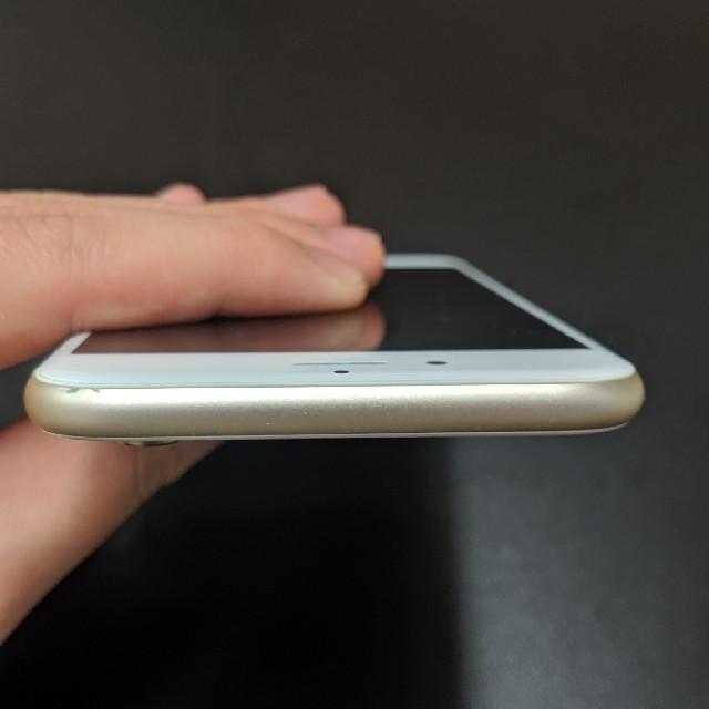 Apple(アップル)の【美品】iPhone6 16GB ゴールド (Softbank) スマホ/家電/カメラのスマートフォン/携帯電話(スマートフォン本体)の商品写真