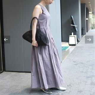 ノーブル(Noble)の新品タグ付き♡ MARIHA 夏のレディのドレス(ロングワンピース/マキシワンピース)