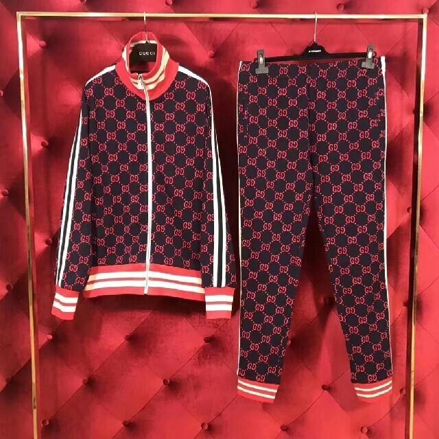 Gucci(グッチ)のグッチGUCCI ジャージ上下セット メンズのトップス(ジャージ)の商品写真