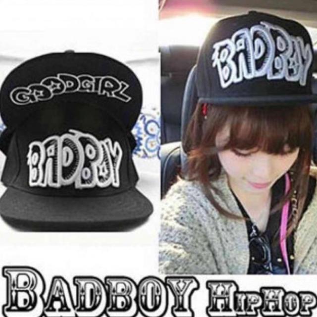 BIGBANG(ビッグバン)のビッグバン G-DRAGON 愛用 キャップ 帽子 BADBOY BIGBANG メンズの帽子(キャップ)の商品写真