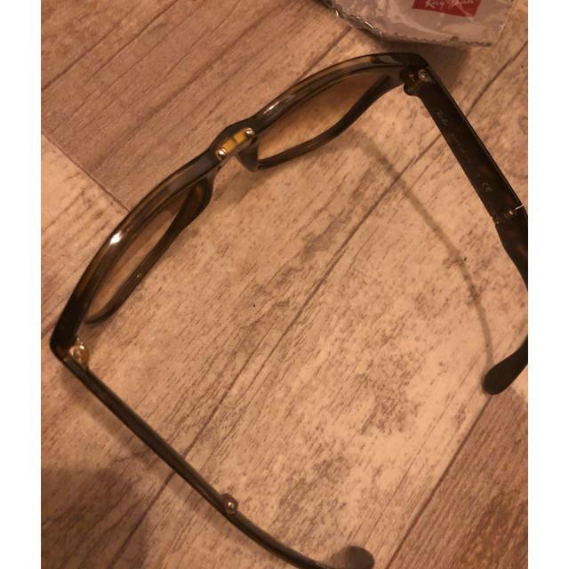 Ray-Ban(レイバン)のレイバン サングラス 新品未使用 箱付き 海外モデル 限定 メンズのファッション小物(サングラス/メガネ)の商品写真