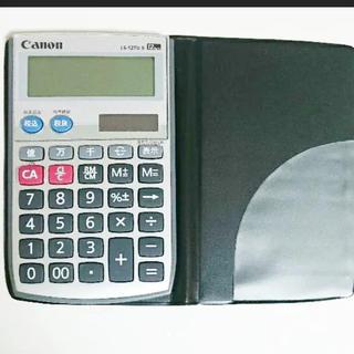 Canon - キャノン 電卓