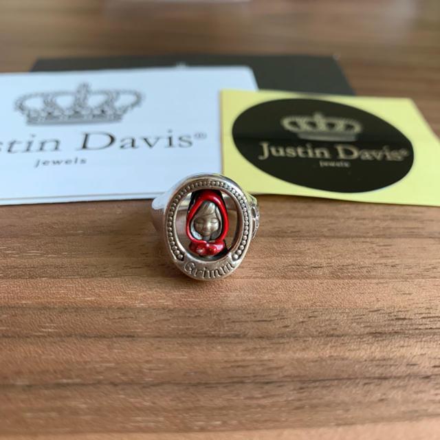 Justin Davis(ジャスティンデイビス)のJustin Davis リング レディースのアクセサリー(リング(指輪))の商品写真