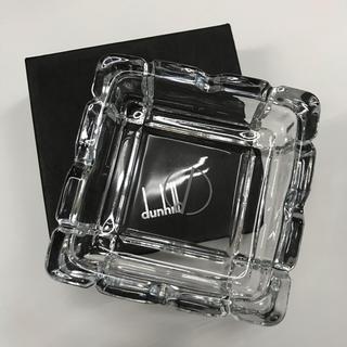 Dunhill - 未使用  ダンヒル ガラス灰皿