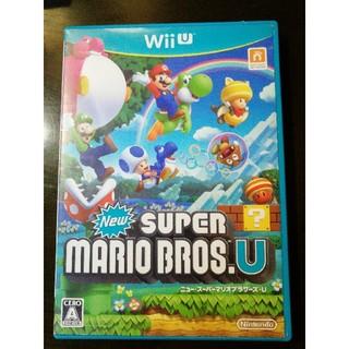 Wii U - New スーパーマリオブラザーズ・U