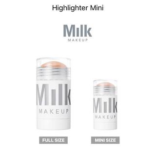 セフォラ(Sephora)の日本未上陸 milk makeup ハイライター ミニ (フェイスカラー)