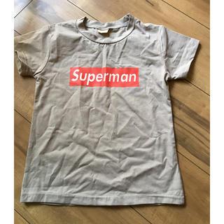 シュプリーム(Supreme)のシュプリーム風 キッズTシャツ(Tシャツ/カットソー)