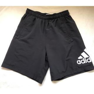 アディダス(adidas)のadidas アディダス ハーフパンツ L 黒(ショートパンツ)