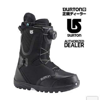 BURTON - 新品17BURTON☆LIMELIGHTボア 黒23.5cm バートン正規品