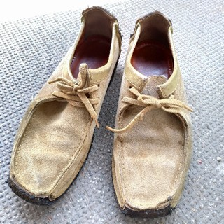 クラークス(Clarks)のクラークスClarksワラビー24cm(ローファー/革靴)
