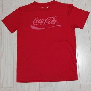 ビューティアンドユースユナイテッドアローズ(BEAUTY&YOUTH UNITED ARROWS)のTシャツ メンズM コカ・コーラ(Tシャツ/カットソー(半袖/袖なし))