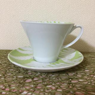 ミカサ(MIKASA)のカップ&ソーサー×2客セット(グラス/カップ)