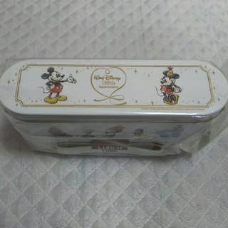 ディズニー(Disney)のウォルト ディズニー 110周年 お弁当箱 ランチボックス(弁当用品)