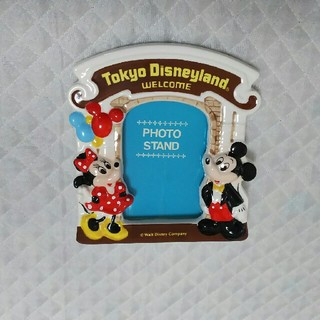 ディズニー(Disney)の【レア】ディズニーランド  開園当初 フォトフレーム 写真立て (フォトフレーム)