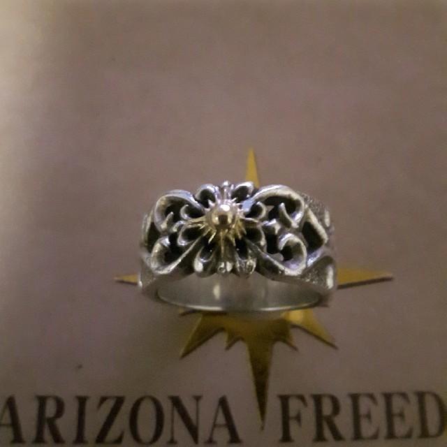 ARIZONA FREEDOM(アリゾナフリーダム)の【アリゾナフリーダム】25~26号相当。 メンズのアクセサリー(リング(指輪))の商品写真