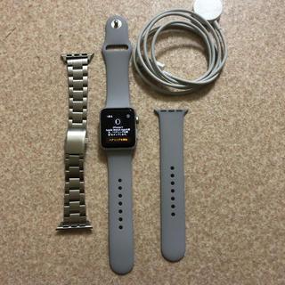 アップルウォッチ(Apple Watch)の【格安】Apple Watch series2(腕時計(デジタル))