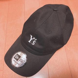 ワイズ(Y's)のY's newera コラボキャップ 19ss(キャップ)