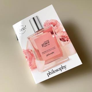 セフォラ(Sephora)の新品 フィロソフィー ピュア グレイス バレー ローズ オードトワレ(香水(女性用))