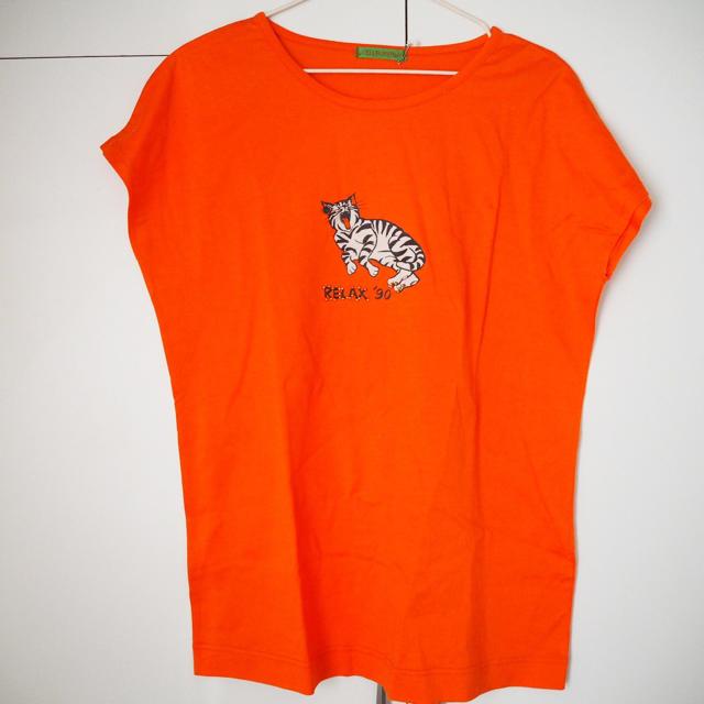 ALBERO(アルベロ)のolleborebla tシャツ レディースのトップス(Tシャツ(半袖/袖なし))の商品写真