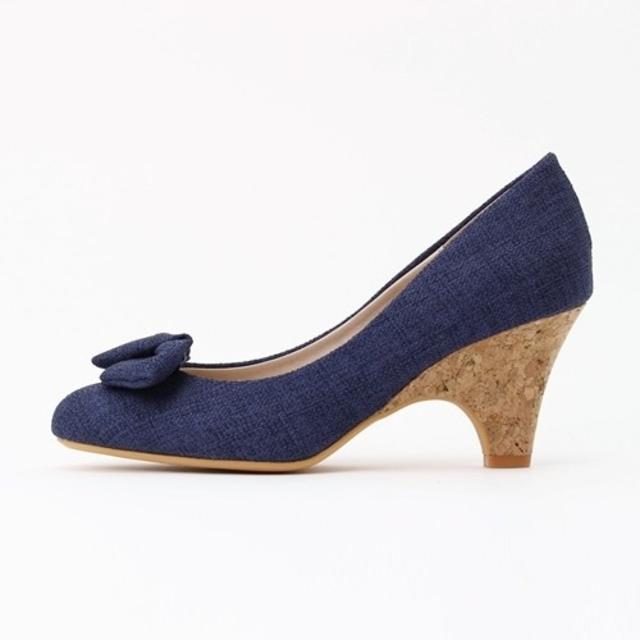 ORiental TRaffic(オリエンタルトラフィック)の最終値下げ。新品!オリエンタルトラフィック  2wayモチーフパンプス レディースの靴/シューズ(ハイヒール/パンプス)の商品写真