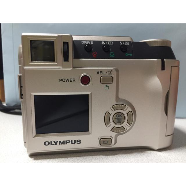 OLYMPUS(オリンパス)の【動作確認済】OLYMPUS デジカメ CAMEDIA C-720 スマホ/家電/カメラのカメラ(コンパクトデジタルカメラ)の商品写真