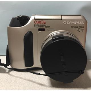 オリンパス(OLYMPUS)の【動作確認済】OLYMPUS デジカメ CAMEDIA C-720(コンパクトデジタルカメラ)