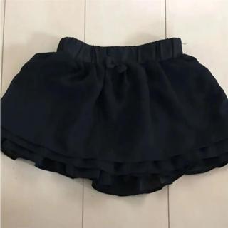 ジーユー(GU)の美品 GU キュロット 110(スカート)