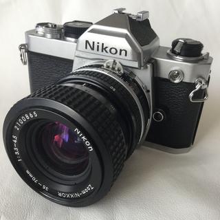 ニコン(Nikon)のNikon ニコン 一眼レフ FM ボディ 現状(フィルムカメラ)