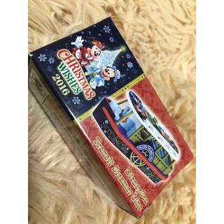 Disney - ディズニー クリスマス トミカ 2016