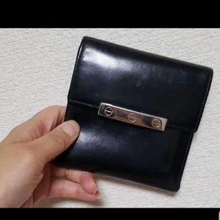 92f886e69f93 Cartier - 正規店購入 カルティエ 二つ折り財布 中古品の通販 by ...