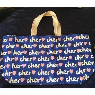 シェル(Cher)の新品未使用!cher トートバッグ(トートバッグ)
