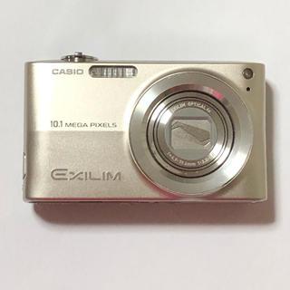 カシオ(CASIO)の【美品】カシオ EXILIM ZOOM EX-Z200 GD(コンパクトデジタルカメラ)