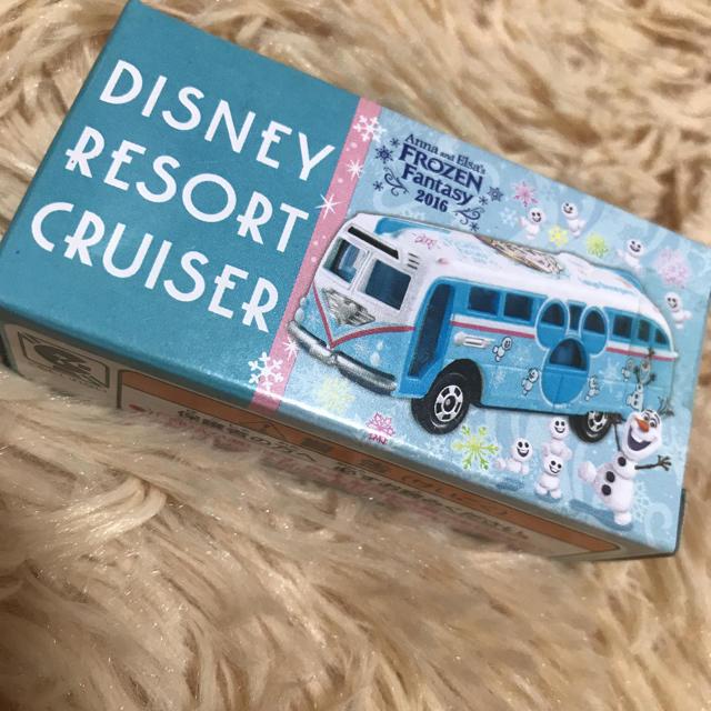 Disney(ディズニー)のディズニー トミカ 2016 アナと雪の女王 エンタメ/ホビーのおもちゃ/ぬいぐるみ(ミニカー)の商品写真