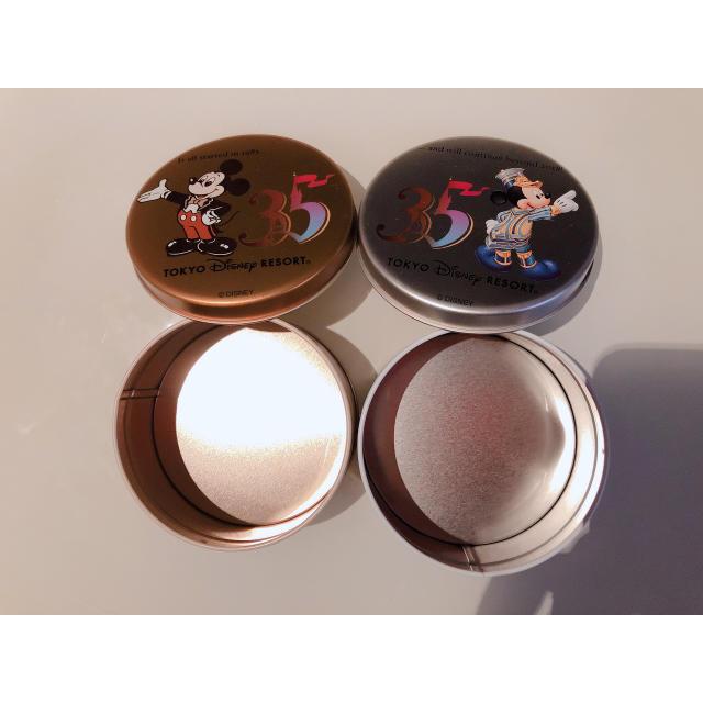 Disney(ディズニー)のDisney 35周年 小物入れ 空き缶 インテリア/住まい/日用品のインテリア小物(小物入れ)の商品写真