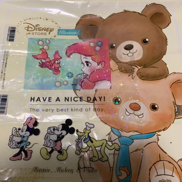 Disney(ディズニー)のディズニーステッカー エンタメ/ホビーのおもちゃ/ぬいぐるみ(キャラクターグッズ)の商品写真